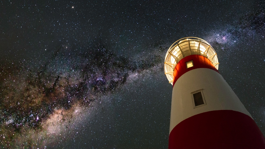 Cape Palliser Milky Way